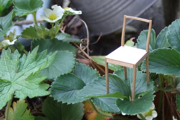 005 Plywood chair / プライウッドチェア