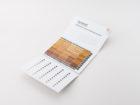 100 BASIC BOOK(革見本帳)