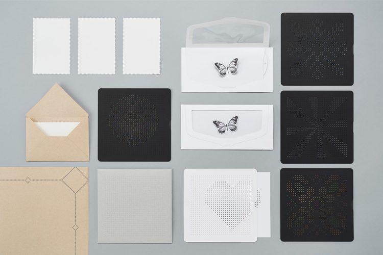 ペーパーカードデザインコンペ