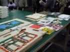 ペーパーカードデザインコンペ2020第1回工場見学レポート