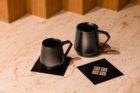 KOFFEE MAMEYAオリジナルコースターの製造