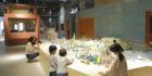 ロマンスカーミュージアム キッズジオラマ、ペーパークラフトの製作